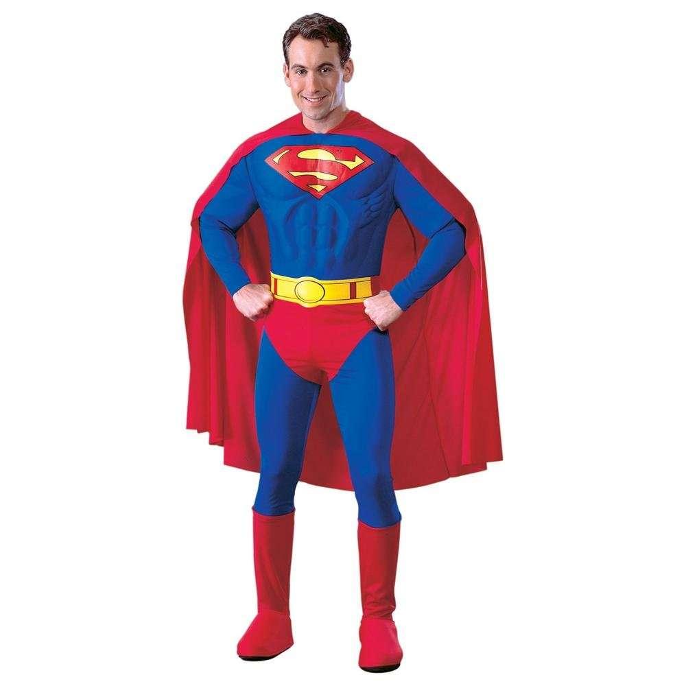 Disfraz Superman Adulto Disfraz de Superman Para