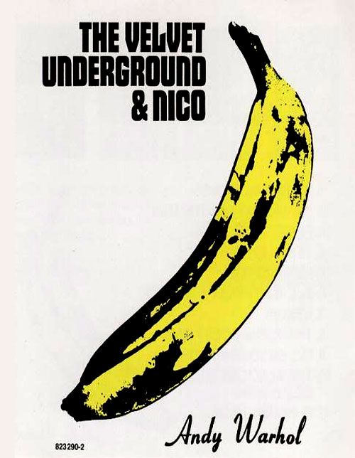 scaledphpsl Andy Warhol   The Velvet Underground and Nico (1966)
