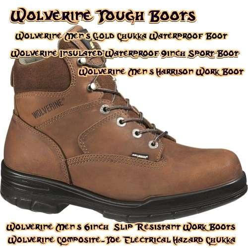 wolverine tough boots