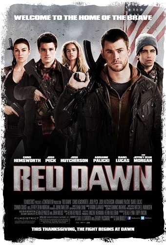 Red Dawn (2013) DVD5 Copia 1:1 - ITA/ENG