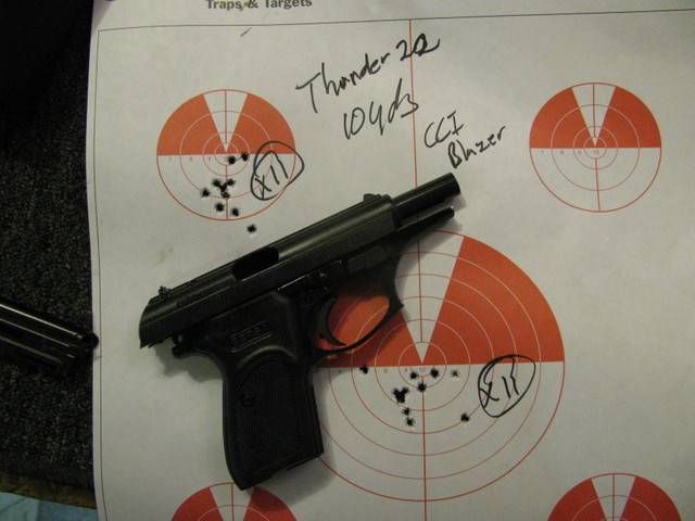 Bersa Thunder 380 mods. - Gunsmithing Forum