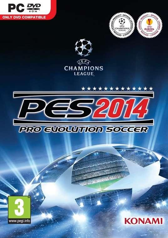 لعبة pes 2014 نسخة reloaded كاملة