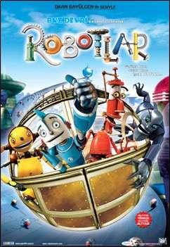 Robotlar - 2005 BRRip Türkçe Dublaj Tek Link indir