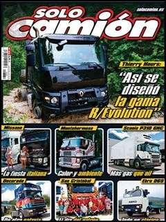 "Solo Camion – Agosto 2013/""Asi se Diseño la Gama Revolution"" en PDF"