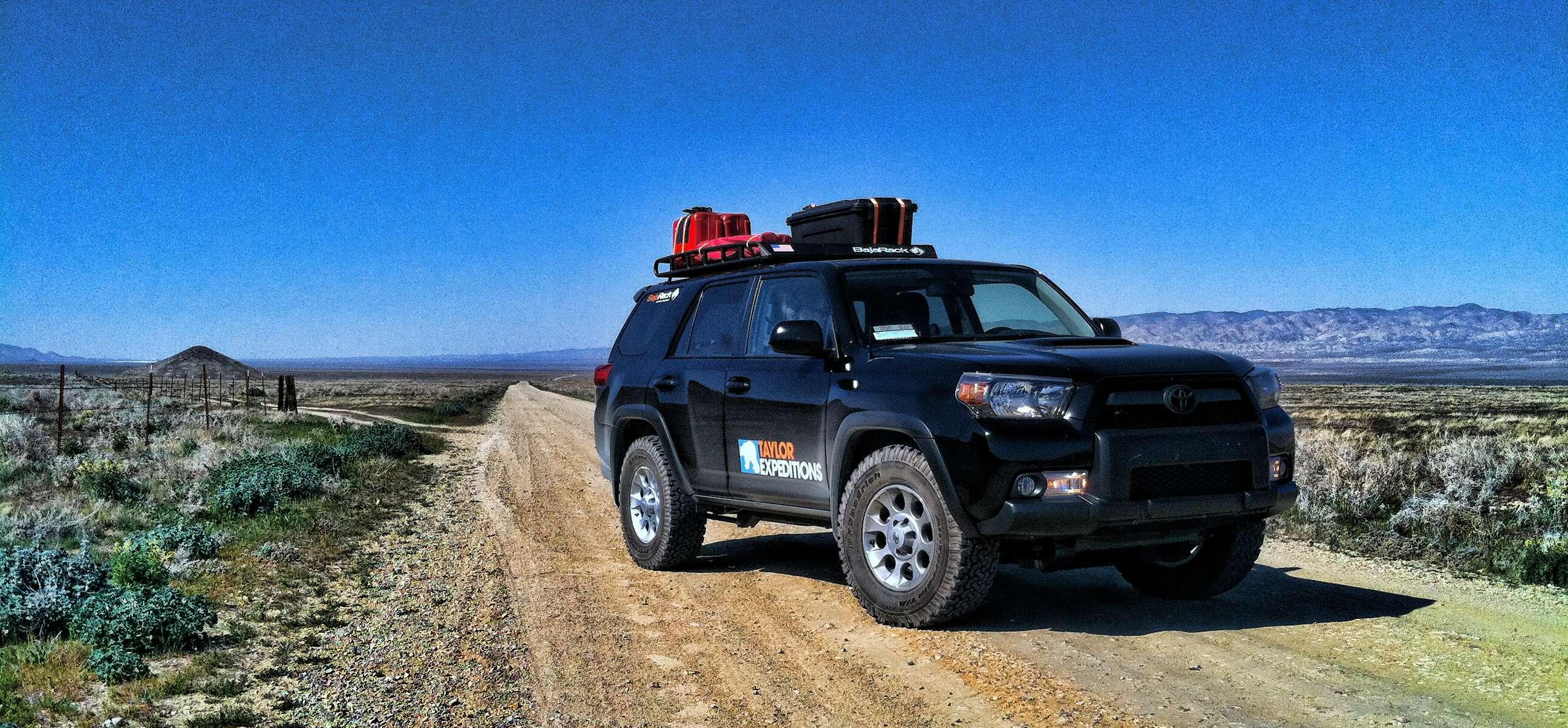 A 5th Gen 4runner Long Term Review Expedition Portal