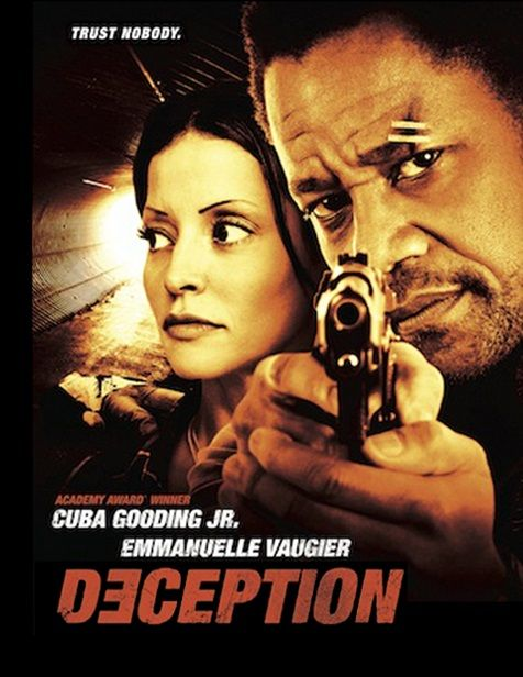 Deception - 2013 BDRip XviD AC3 - Türkçe Altyazılı Tek Link indir